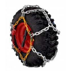 Chaine de fraise à neige pour roue de 16 pouc