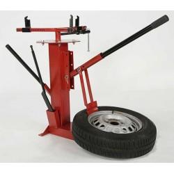 Démonte-pneu manuel auto-moto