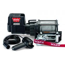 Treuil électrique - 12V- DC 4000 -quads et na