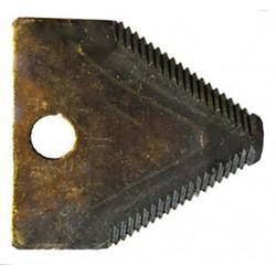 Couteau triangulaire pour broyeur BRF après 2015