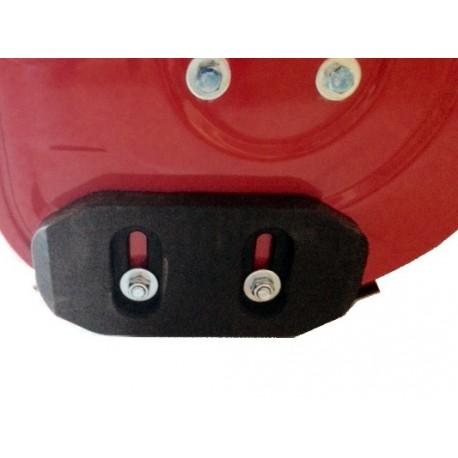 Jeu de patins de glissement latéraux pour FN6.5 et 7 cv