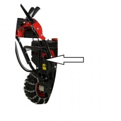 Câble de tension d'entrainement des roues